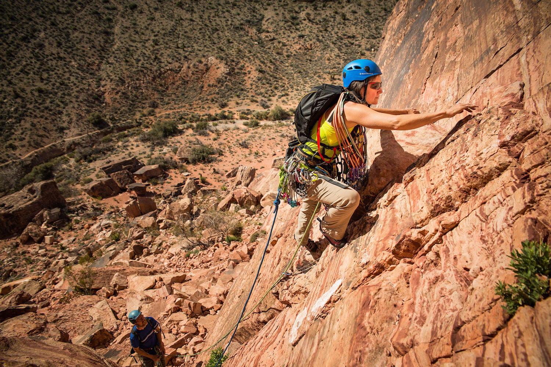 dụng cụ leo núi chuyên nghiệp