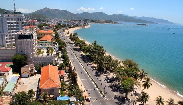 Biển Nha Trang hầu như lúc nào cũng đẹp. (Ảnh minh họa)