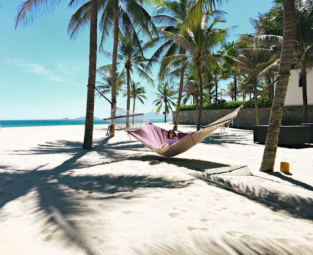 Biển Hà My là một trong những bãi biển đẹp nhất châu Á. (Ảnh minh họa)