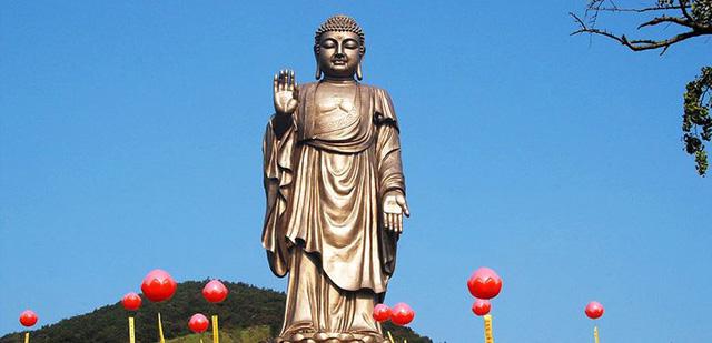 Đại Phật Linh Sơn - địa điểm tâm linh nổi tiếng ở Vô Tích