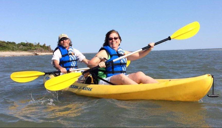 cách chọn mái chèo kayak