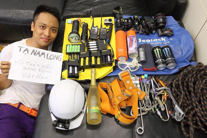 """Trekker Tạ Nam Long: """"Tìm Kiện ở những thác nước sớm hơn thì kết quả có thể đã khác"""" - Ảnh 5."""