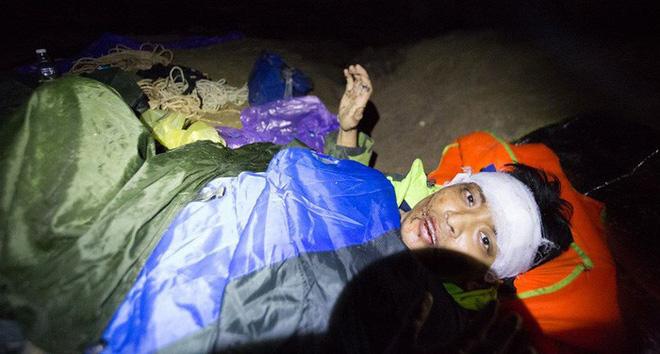 """Trekker Tạ Nam Long: """"Tìm Kiện ở những thác nước sớm hơn thì kết quả có thể đã khác"""" - Ảnh 9."""