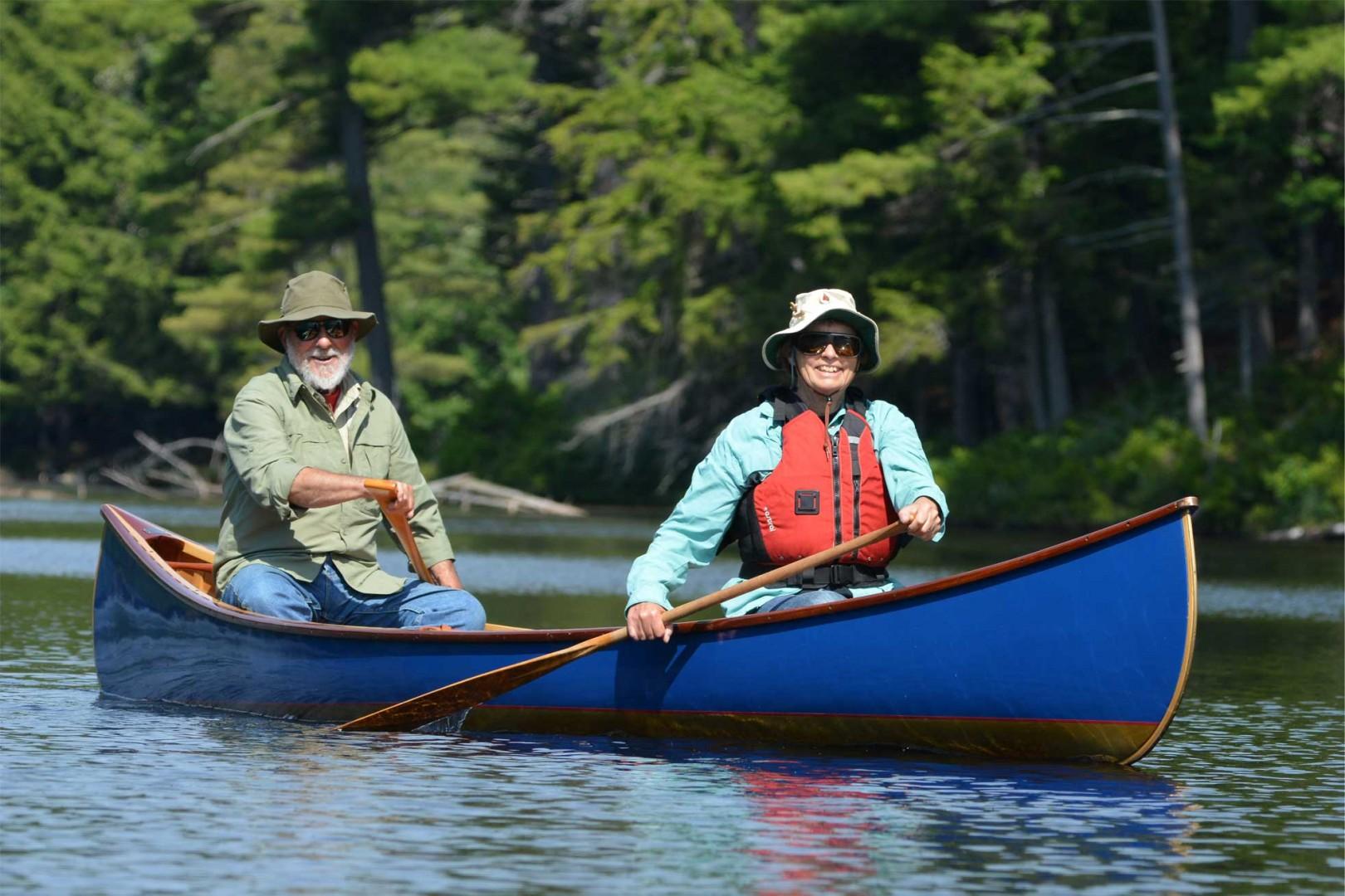 cách chọn thuyền canoe
