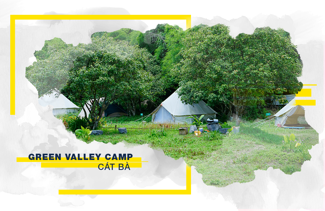 Cát bà green valley camp