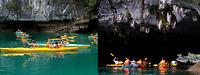 Kayak Tour - Cát Bà Kỳ Thú