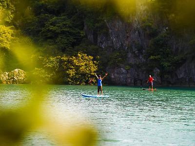 Kayak Tour (CB03) - Chinh phục Hồ Ba Hầm kỳ bí