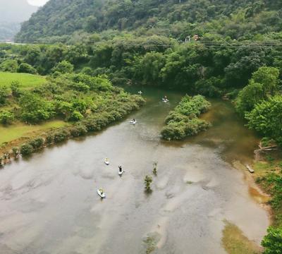 Trek & SUP Tour (NB03) - Thám hiểm Rừng Cúc Phương và Chèo SUP sông Bưởi