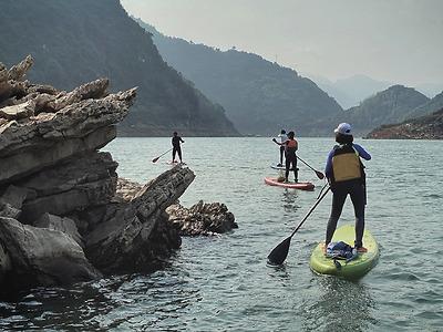 Trek & Kayak Tour (HB02) - Chinh phục Thiên Đường Ba Khan