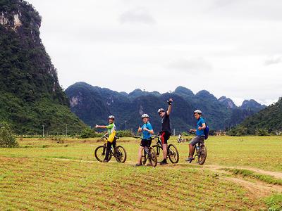 Cycling Tour - Thử thách HCM Trail