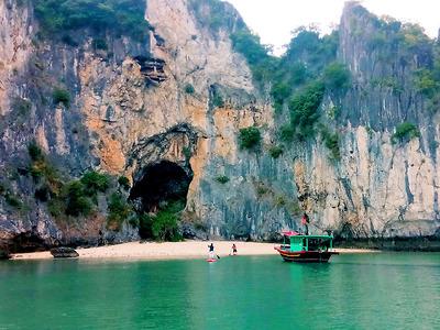 SUP Adventure (HN-CB02) - Thử Thách Hai Vịnh Lan Hạ & Hạ Long
