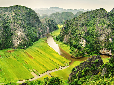 Kayak Tour - Khám phá Thung Nắng & Hoa Lư