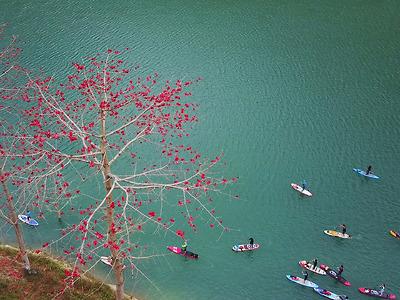 Tour Trek & Kayak (HG02) - Phiêu lưu Sông Nho Quế và Hẻm Tu Sản
