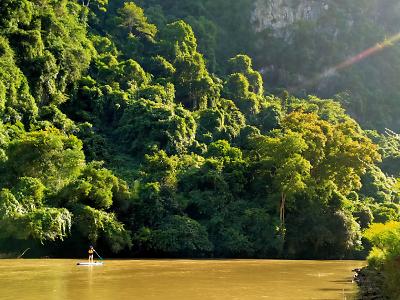 SUP Tour (BB02) - Chinh phục Sông Năng và Hồ Ba Bể