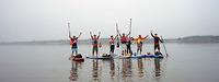 Khoá đào tạo SUP - Touring 1 ngày trên Sông Đà
