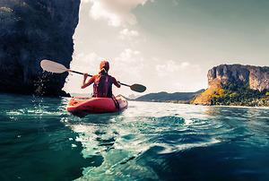Mẹo và kỹ năng chèo thuyền »»