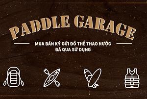 PADDLE GARAGE »»