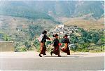 Thước phim tuyệt đẹp về Bhutan qua ống kính của thầy giáo Việt