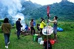 Một đêm sống xanh ở Ninh Bình - Camping is Awesome 2018