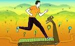 Chạy bộ trên máy tập có tốt hơn chạy ngoài trời