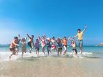 Tung hoành ngang dọc Đảo Bình Hưng cùng nhóm bạn thân