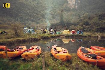 Kinh nghiệm cắm trại mùa đông