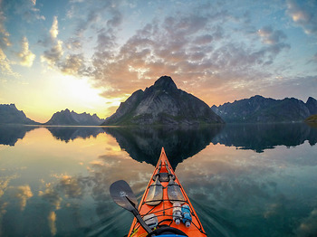 Làm Sao Để Chèo Kayak Một Cách An Toàn