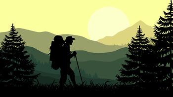 Vai trò của gậy leo núi và đặc điểm gậy leo núi NatureHike