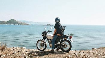 Kinh nghiệm du lịch bụi bằng xe máy
