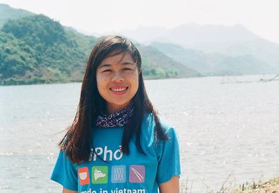 Bài viết ấn tượng từ chương trình First 7 Places - Bạn Thanh Thủy