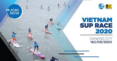 Vietnam SUP Race 2020 - Giải Đua SUP Chuyên Nghiệp Lớn Nhất Việt Nam