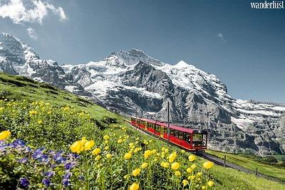 Chinh Phục Đỉnh Núi Jungfrau - Chốn Tiên Cảnh Giữa Trời Âu