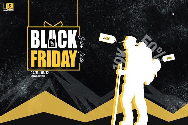 Umove Black Friday – Giảm Sâu Tới 50% Toàn Bộ Sản Phẩm