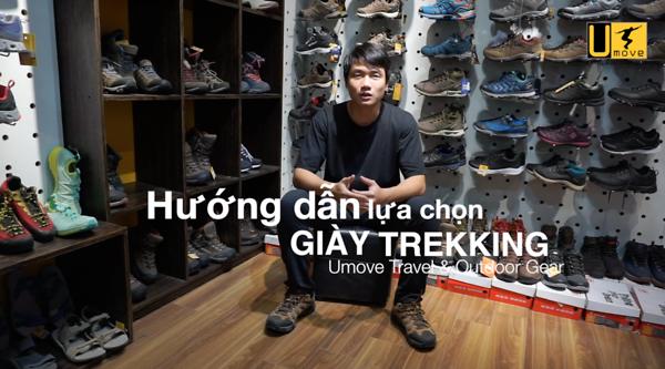 Hướng dẫn lựa chọn giày trekking