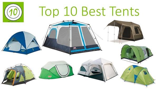 10 mẫu lều du lịch tốt nhất thế giới