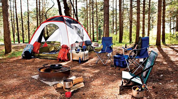 Review các sản phẩm cắm trại