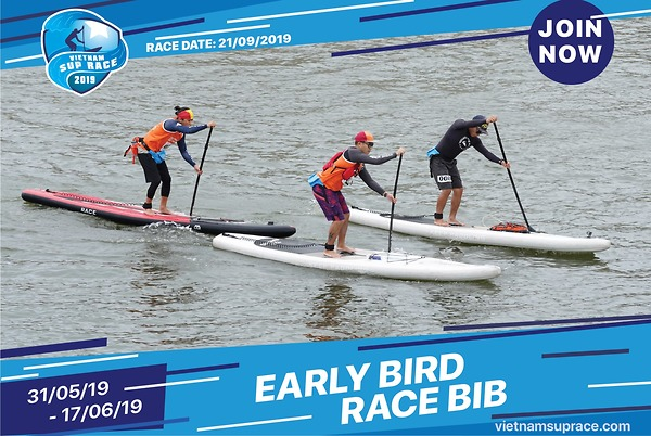 VIETNAM SUP RACE 2019 EARLY BIRD