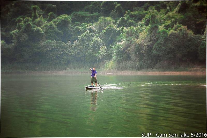 Hồ Cấm Sơn - Ngày trở lại