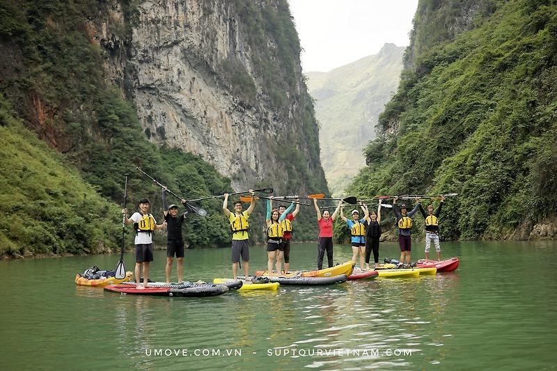 Tuần lễ SUP & Kayak tour khám phá Hẻm Tu Sản, Mèo Vạc, Hà Giang