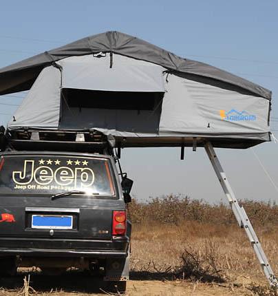 Lều gắn nóc ô tô Longroadcamp cho 4 - 5 người