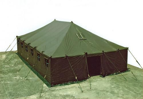 Nhà bạt quân dụng: Trung đội