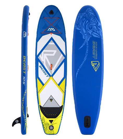 Sup bơm hơi Aqua Marina BEAST 10'6″ (320cm) BT-18BE 2018