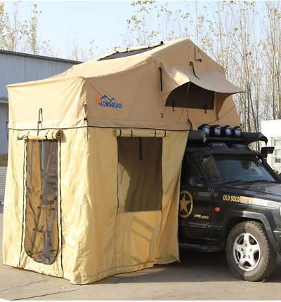 Lều gắn nóc ô tô Longroadcamp skyview