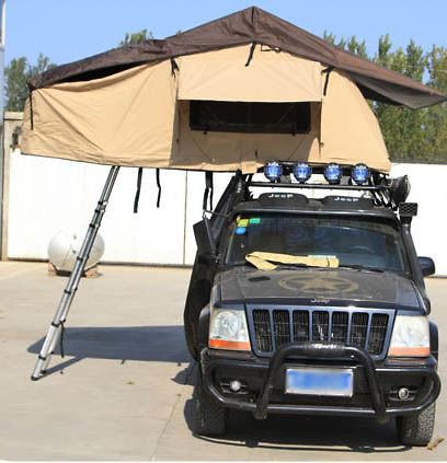 Lều gắn nóc ô tô Longroadcamp cho 1 - 2 người