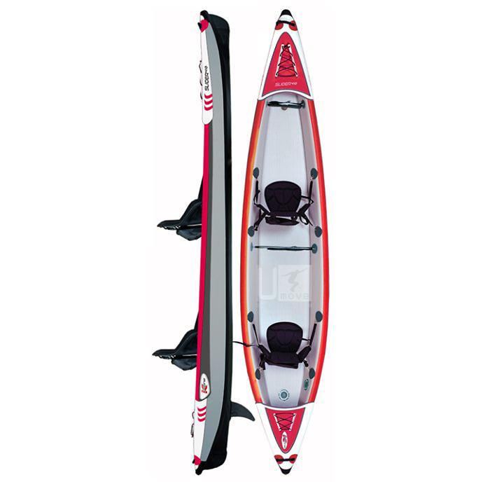Kayak Bơm Hơi Kxone Slider 445