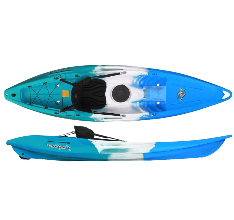 Kayak Feelfree Nomad 1 chỗ ngồi