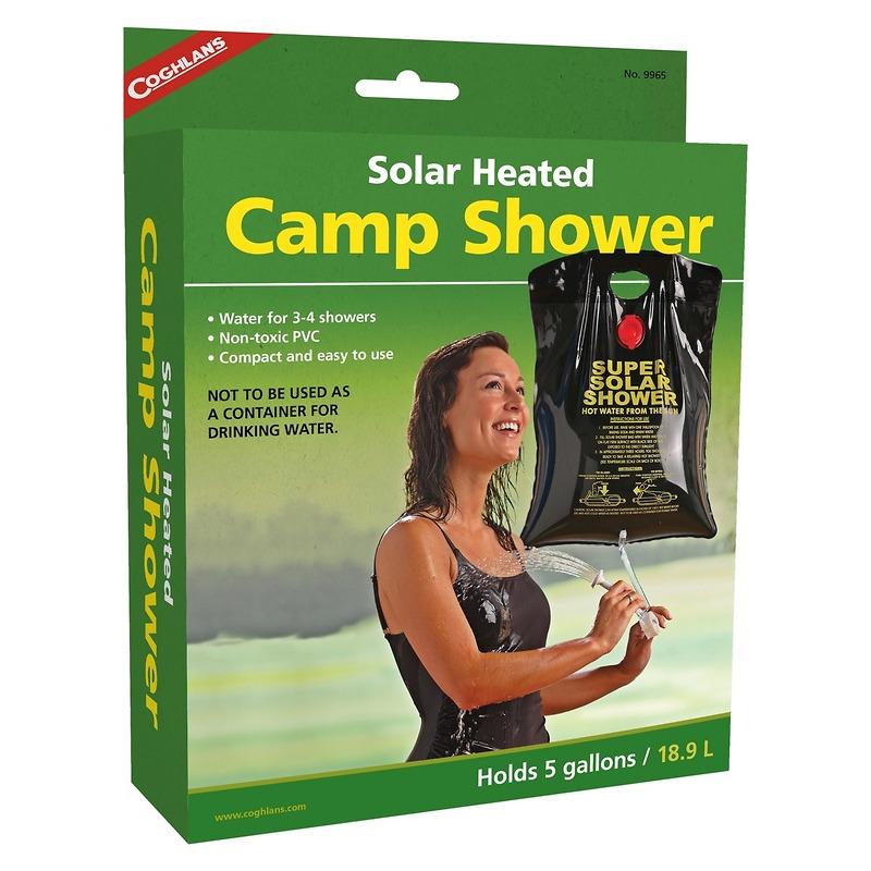 Túi đựng nước tắm Coghlans Camp Shower