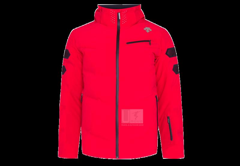 Áo khoác lông vũ Descente D8-8516  0 Red