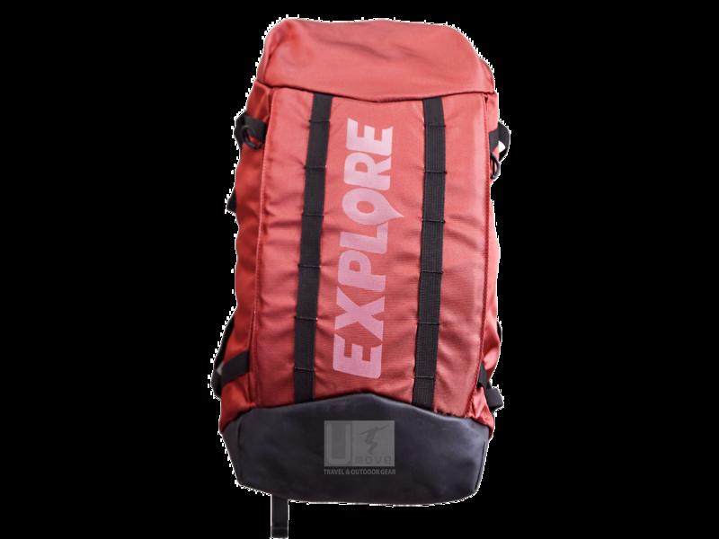 Ba lô du lịch Explore Red