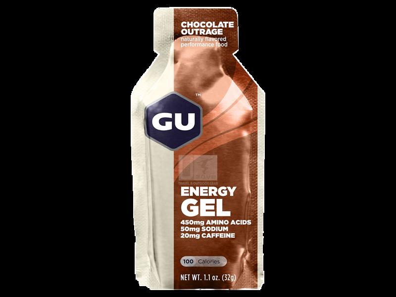 Gel tăng lực Gu Chocolate